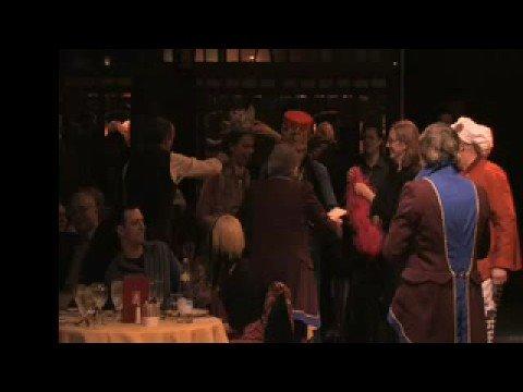 Teatro ZinZanni crowns their 1000000th customer