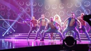 Britney Spears Gimme More live from Las Vegas 1/11/17