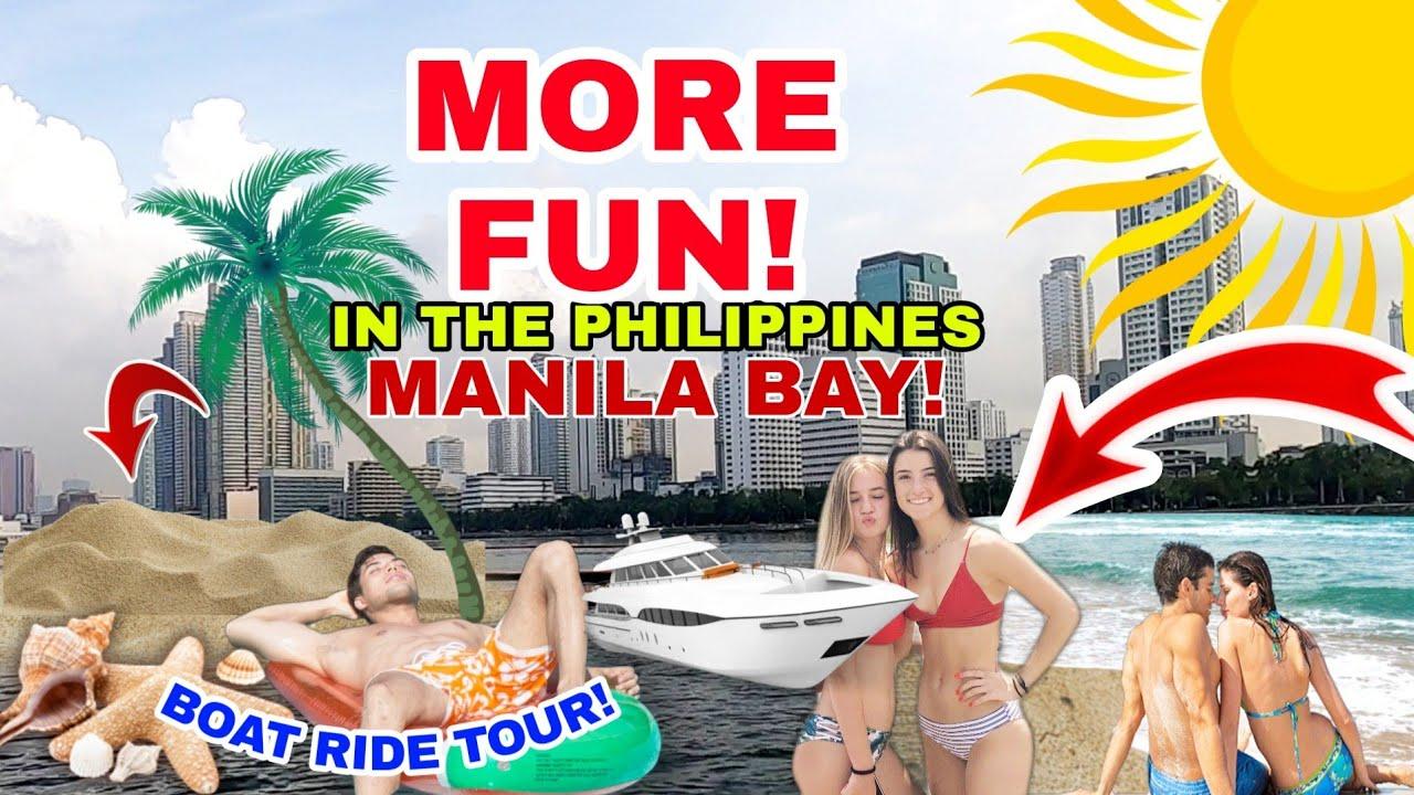 Download BOAT TOUR! PAGSILIP SA WHITE SAND!! GANITO PALA KAGANDA ANG MAKIKITA DITO! GRABEH! MANILA BAY