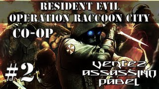 Zagrajmy w Resident Evil Operation Raccoon City CO-OP #2 (Pabel, Assassino, Vertez) PC PL HD
