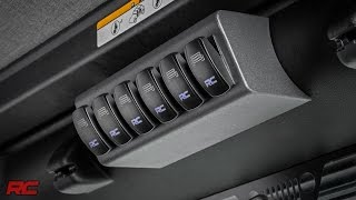 2007-2018 Jeep Wrangler MLC-6 Multiple Light Controller By Rough Country