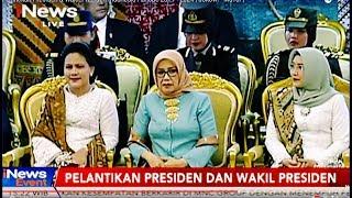 Intip Gaya Iriana Jokowi, Mufidah, dan Wury di Pelantikan Presiden & Wapres - iNews Event 20/10