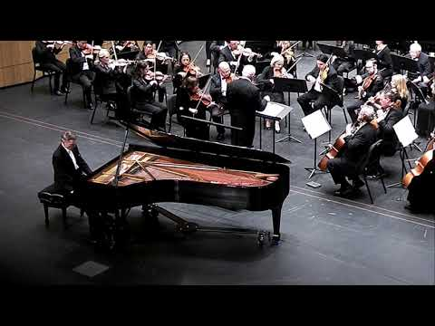 Brahms Piano 1 Federal Way Symphony Premiere 2018