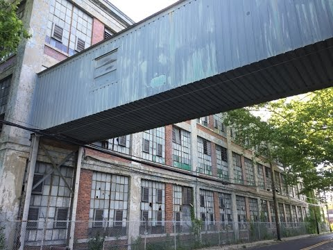 Urban Exploration: Abandoned Plastics Factory, Mays Landing, NJ.