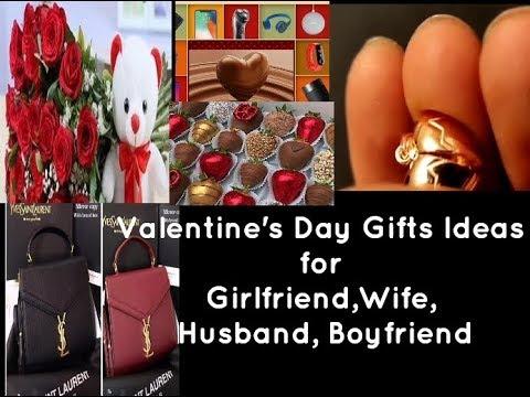 Valentine's Day Gift ideas for Wife, Girl friend, Husband, Boyfriend