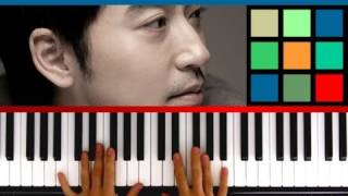 "How To Play ""River Flows In You"" Piano Tutorial (Yiruma)"
