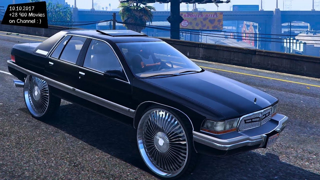 1996 buick roadmaster donk 1 0 grand theft auto v vi. Black Bedroom Furniture Sets. Home Design Ideas