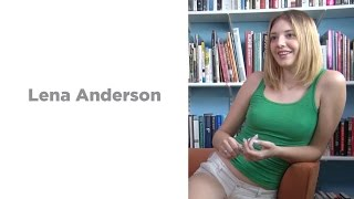 Interview with Lena Anderson aka Blaire Ivory