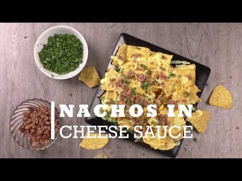 Negosyo Now Recipe: Nachos In Cheese Sauce