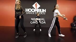Hoomrun Dance Studios Open dag 2018 - Reis Fernando