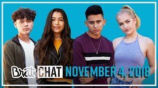 BRAT CHAT | Mel & Bella Dose | 11.4.18
