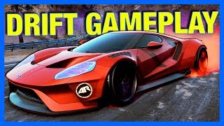 Need for Speed Payback : WIDEBODY FORD GT DRIFT BUILD!! (NFS Payback Freeroam)