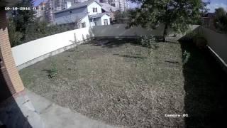 видео Видеонаблюдение для частного дома и коттеджа