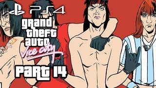 Grand Theft Auto Vice City PS4 Gameplay Walkthrough Part 14 - LOVE FIST - LIMO