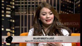 Hillary Brigitta, Anggota DPR Termuda Berusia 23 Tahun | HITAM PUTIH (08/10/19) Part 4