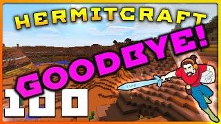 Baixar HermitCraft 4 FINALE | Ep 100 | GOODBYE & HERMITRON WINNER! | Minecraft Vanilla 1.12