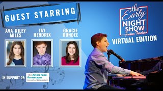 S4 Ep14 Starring Broadway's Ava-Riley Miles, Jay Hendrix, and Gracie Dundee goes On With The Show.