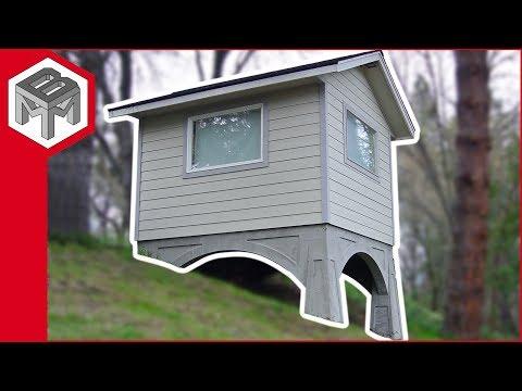 Hillside Office - Tiny House with Art Deco...