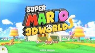スーパーマリオ3Dワールドを初見実況プレイ!第1回