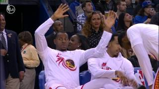 Golden State Warriors at Chicago Bulls - Febr...