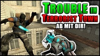 Schubskreis! | Trouble in Terrorist Town - TTT | Zombey