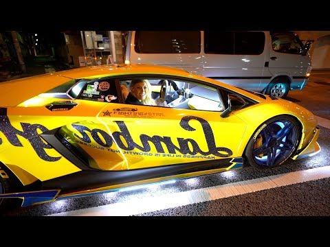 Flashy Lamborghini Aventador gets LEDs, Swarovski crystals