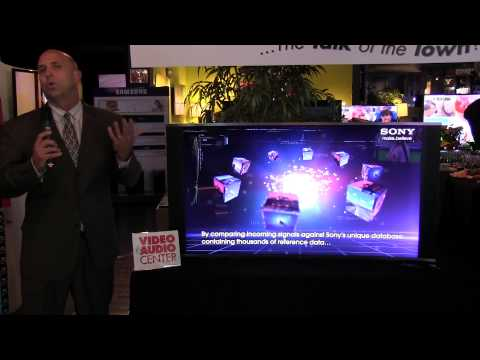 Sony Curve HDTV Launch at Video and Audiocenter  10 15 2013