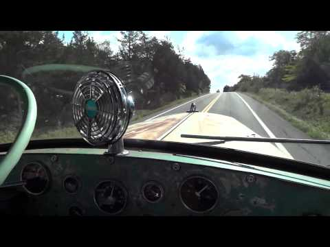 Detroit Diesel 6-71 In Cab Ride Along- Part 1