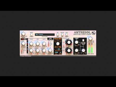 Antresol - Promo tutorial