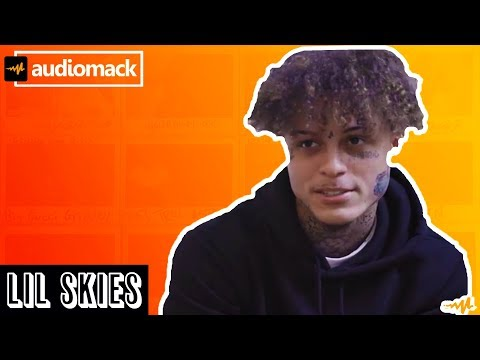 Lil Skies Explains Meanings Behind his Tattoos and Talks Music | Audiomack Ink