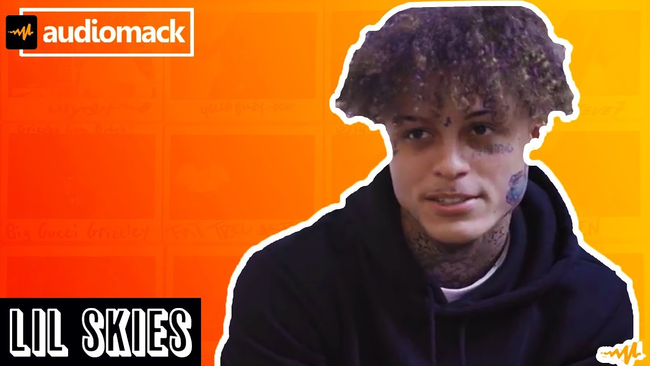 Lil Skies Explains Meanings Behind His Tattoos And Talks Music
