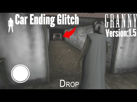 Granny-Car Ending Glitch/Trick(Version:1.5)