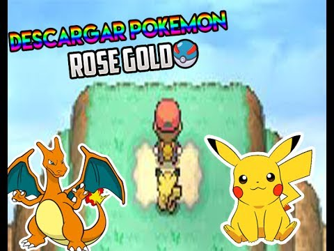 pokemon rose gold download gba