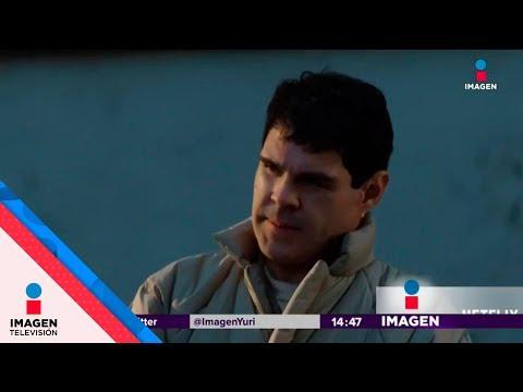 El Chapo demanda a Netflix   Noticias con Yuriria Sierra