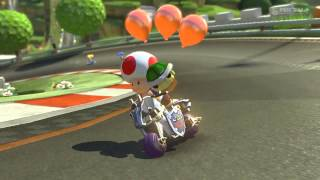 Mario Kart 8 Battle Mode - 4000VR Reached!