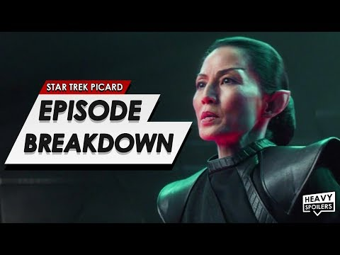 STAR TREK: Picard Episode 9 Breakdown + Ending Explained | Spoiler Review & Episode 10 Plot Leaks