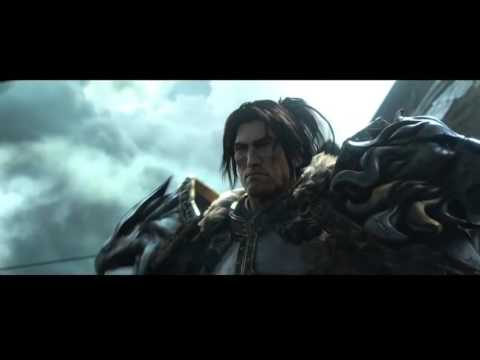 World of Warcraft Legion Comercial