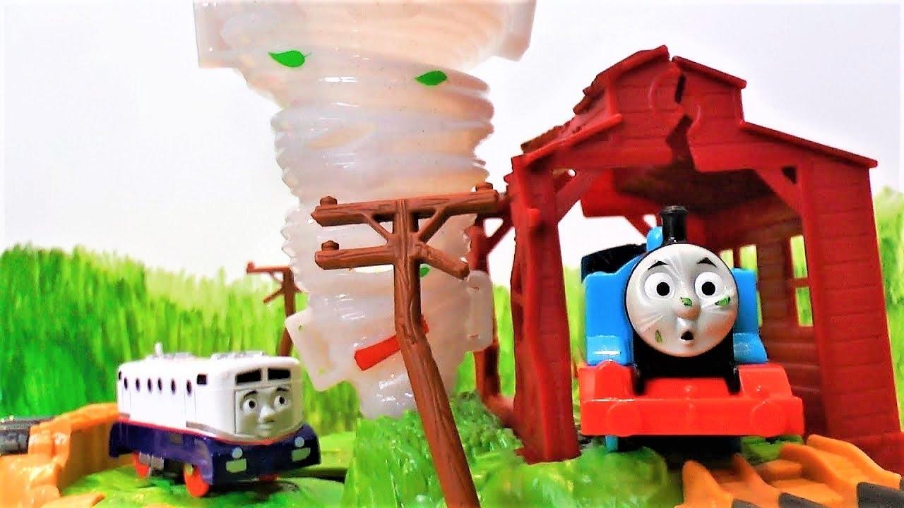 Железная дорога Томас и друзья Видео про поезда для детей