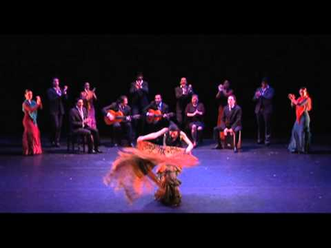Superstar of Flamenco World  - Maria Pages