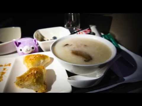Cathay Pacific Landing Background Music  : Boarding Pass  - Briza