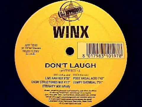 Winx - Don't Laugh (Josh Wink)