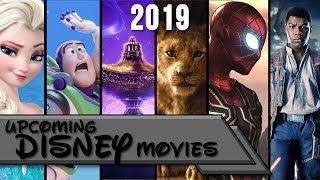Upcoming Disney Movies 2019