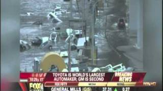 Japan Earthquake Effects Auto Industry