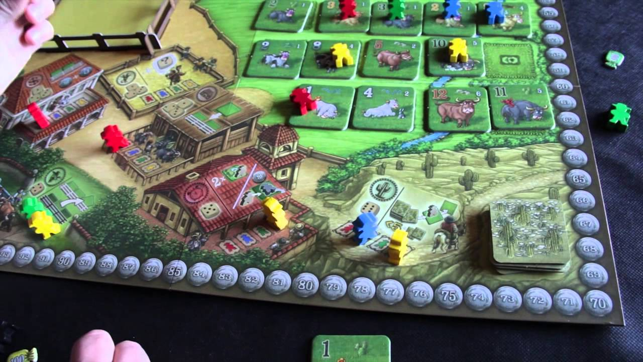 V deo rese a el gaucho juego de mesa youtube for Cazafantasmas juego de mesa