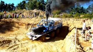 Truck Trial Kunštát 2011/2