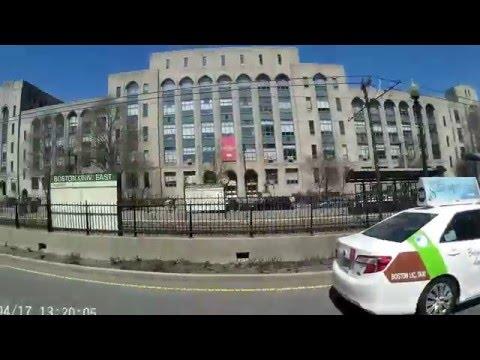 Boston (Allston   Boston University   Fenway) On My Vespa LX150