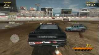 Flatout Ultimate Carnage Demolition Derby PC Multiplayer