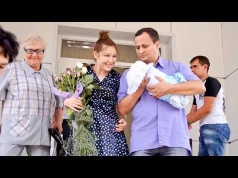 Выписка из роддома №6 г Уфа