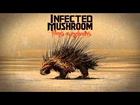 Infected Mushroom - Kazabubu (Audio)   Dim Mak Records