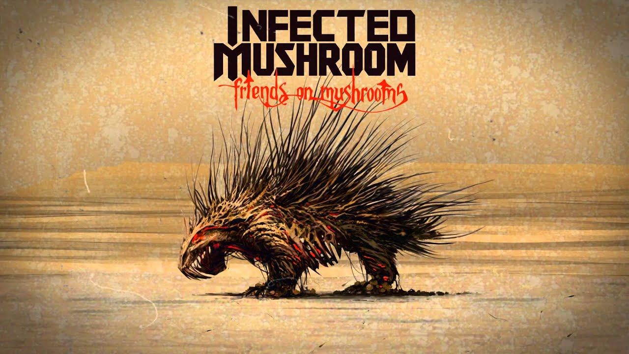 Infected Mushroom Songs Awesome infected mushroom - kazabubu (audio) | dim mak records - youtube